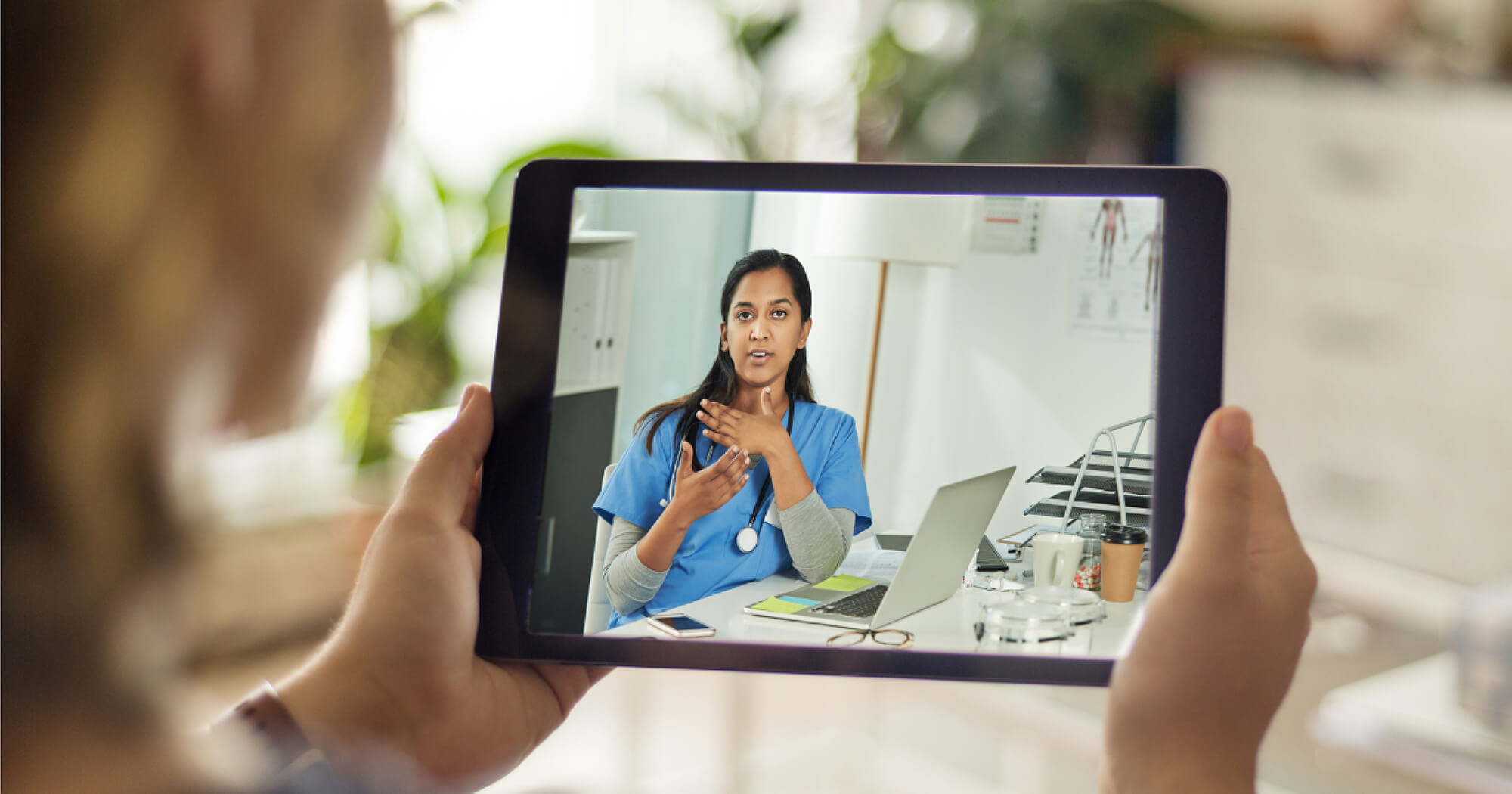 image for Now Offering Telehealth