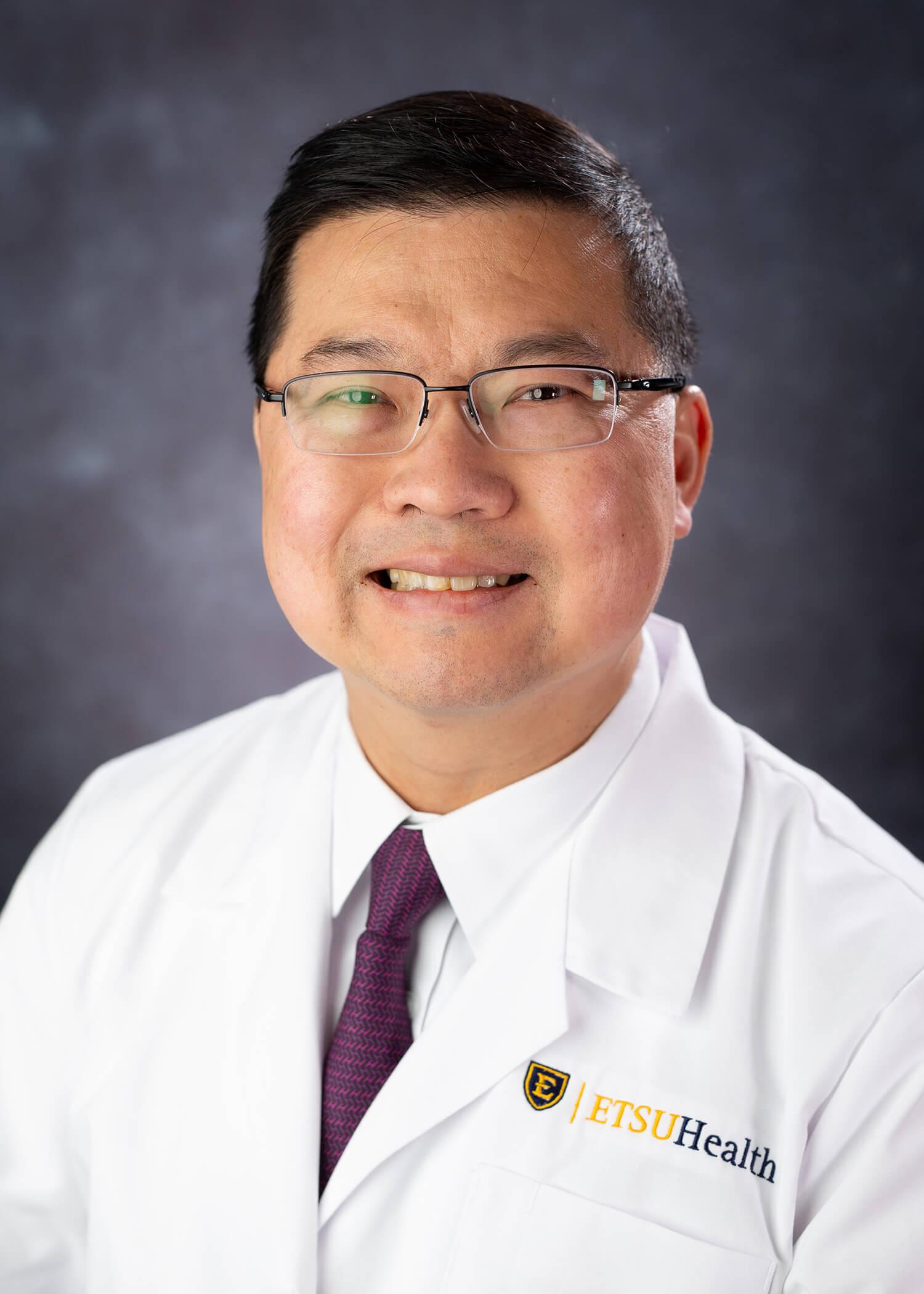 Photo of Joseph Lee, M.D.